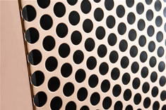 Architectural Perforated Sheet Metal Mesh Cladding ...